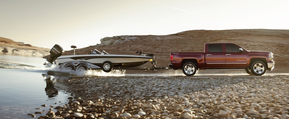 2014 Chevrolet Silverado Towing Capacity