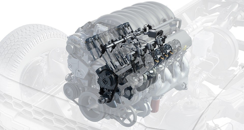 2014 Chevrolet Silverado Ecotec3 Engine