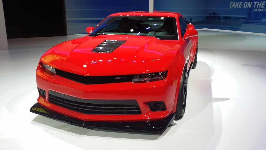 The new Z/28 is the most track-focused Camaro ever!  In fact, it is capable of 1.05 g in cornering acceleration!