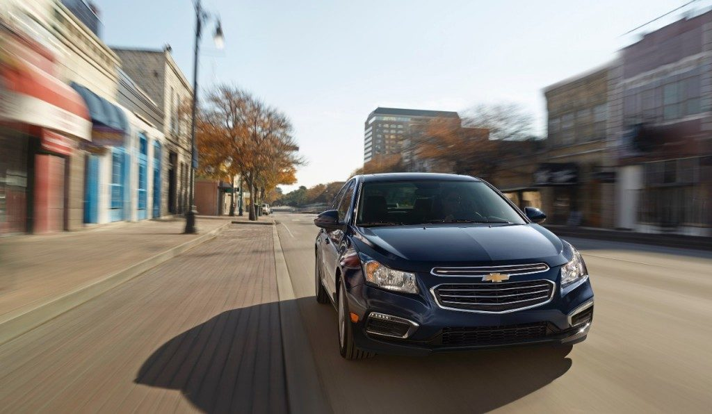Refreshed and restocked with interior goodies, the 2015 Cruze offers a blend of features and value that is tough to beat.