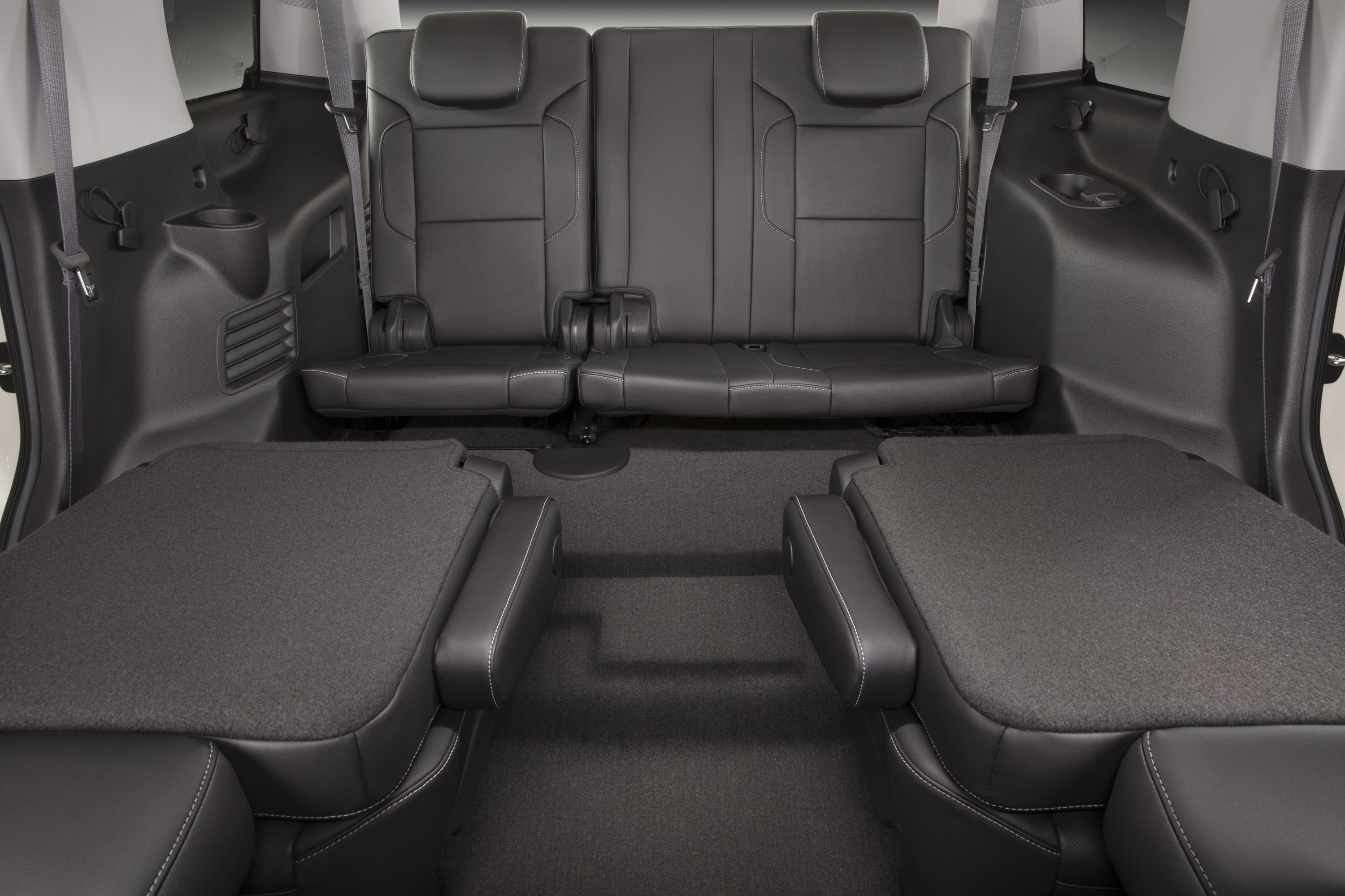The All-New 2015 Chevrolet Tahoe & Suburban - Wallace ...