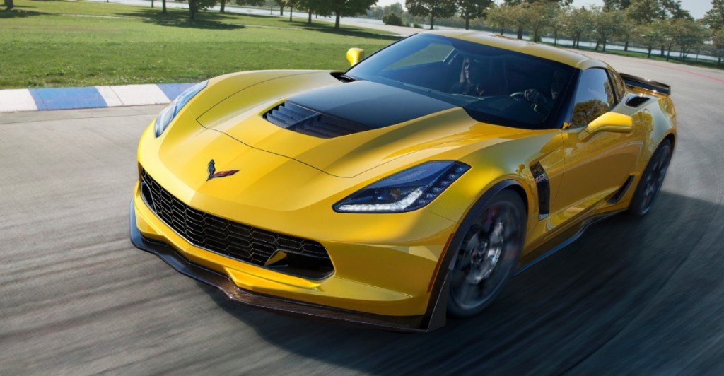 The 2015 Chevrolet Corvette Z06, with 650hp and 650lb-ft of torque, is the most powerful GM vehicle ever produced!