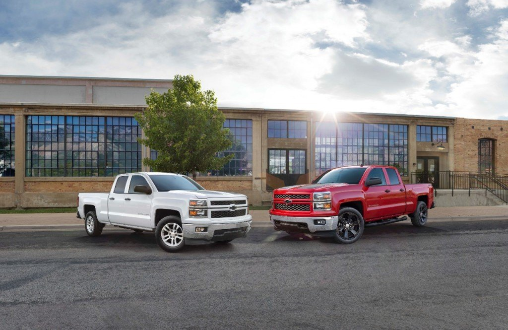 The new Chevrolet Silverado Rally Packages offer a bevy of enhancements including grills, wheels, door handles and more.