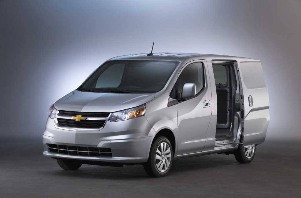 The 2015 City Express, a brand new cargo van from Chevrolet, will arrive at Wallace Chevrolet in the coming weeks.