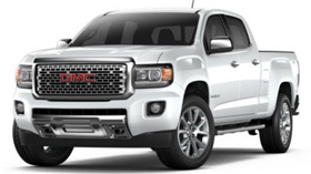 2018 GMC Canyon Fleet