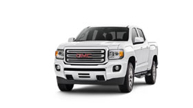 GMC Canyon Fleet
