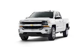 Chevrolet Silverado Fleet