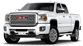 GMC Sierra 2500 Fleet