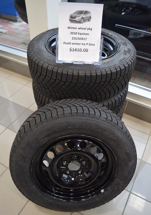 Discount Tire Store Hours >> Tire Store | Tires in Guelph and Milton | Wallace Chevrolet