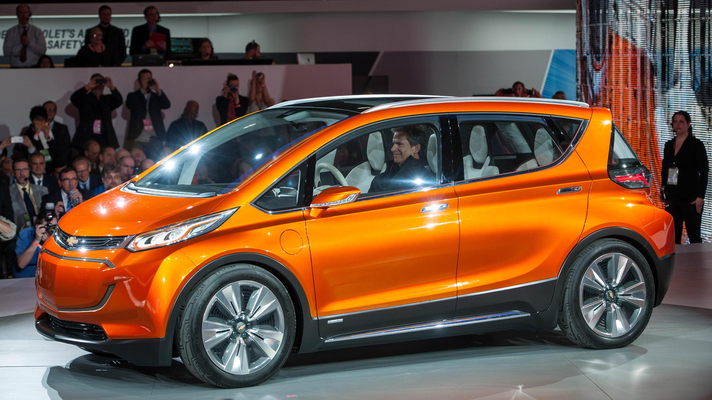 2015 Bolt EV Concept