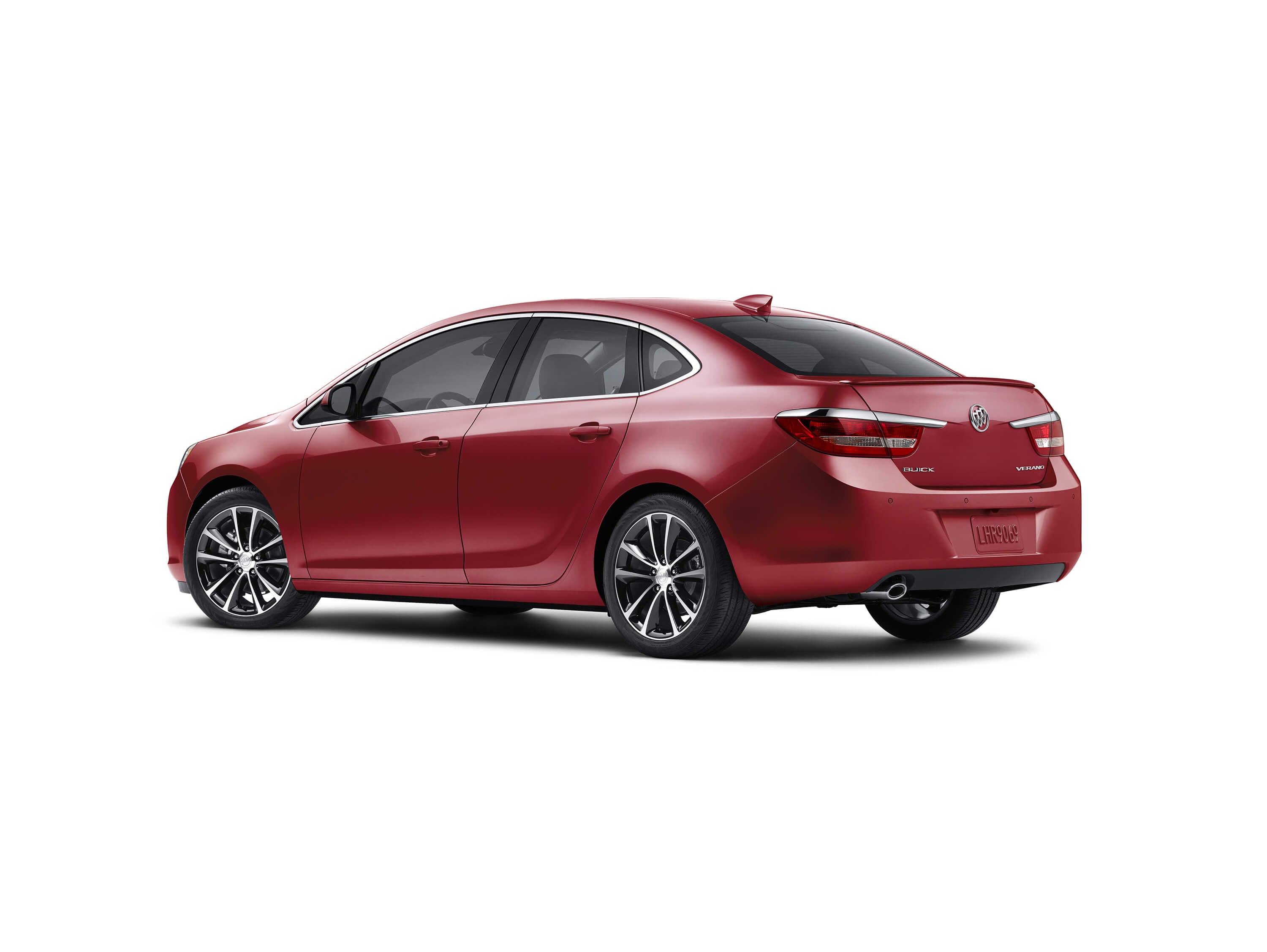 2016 Buick Verano Sport Touring Features Special 18 Inch Whe