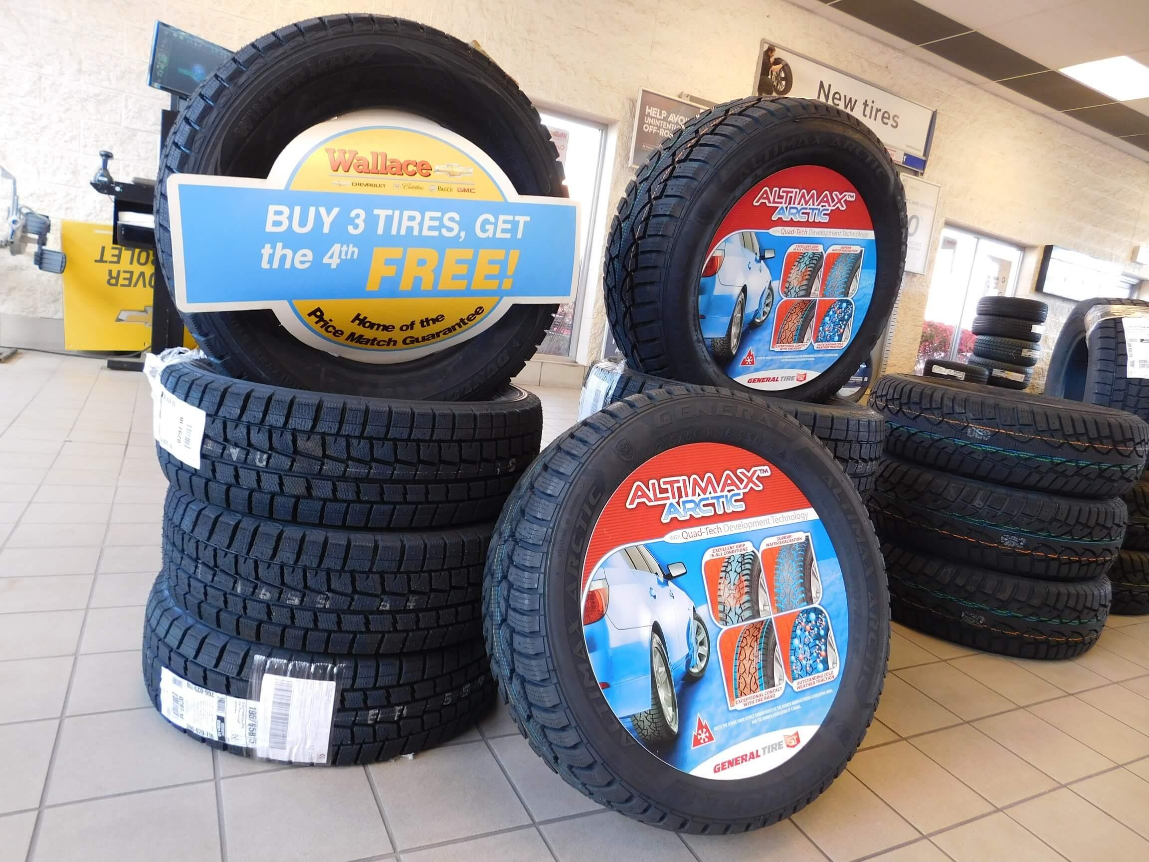 Winter Tires Milton