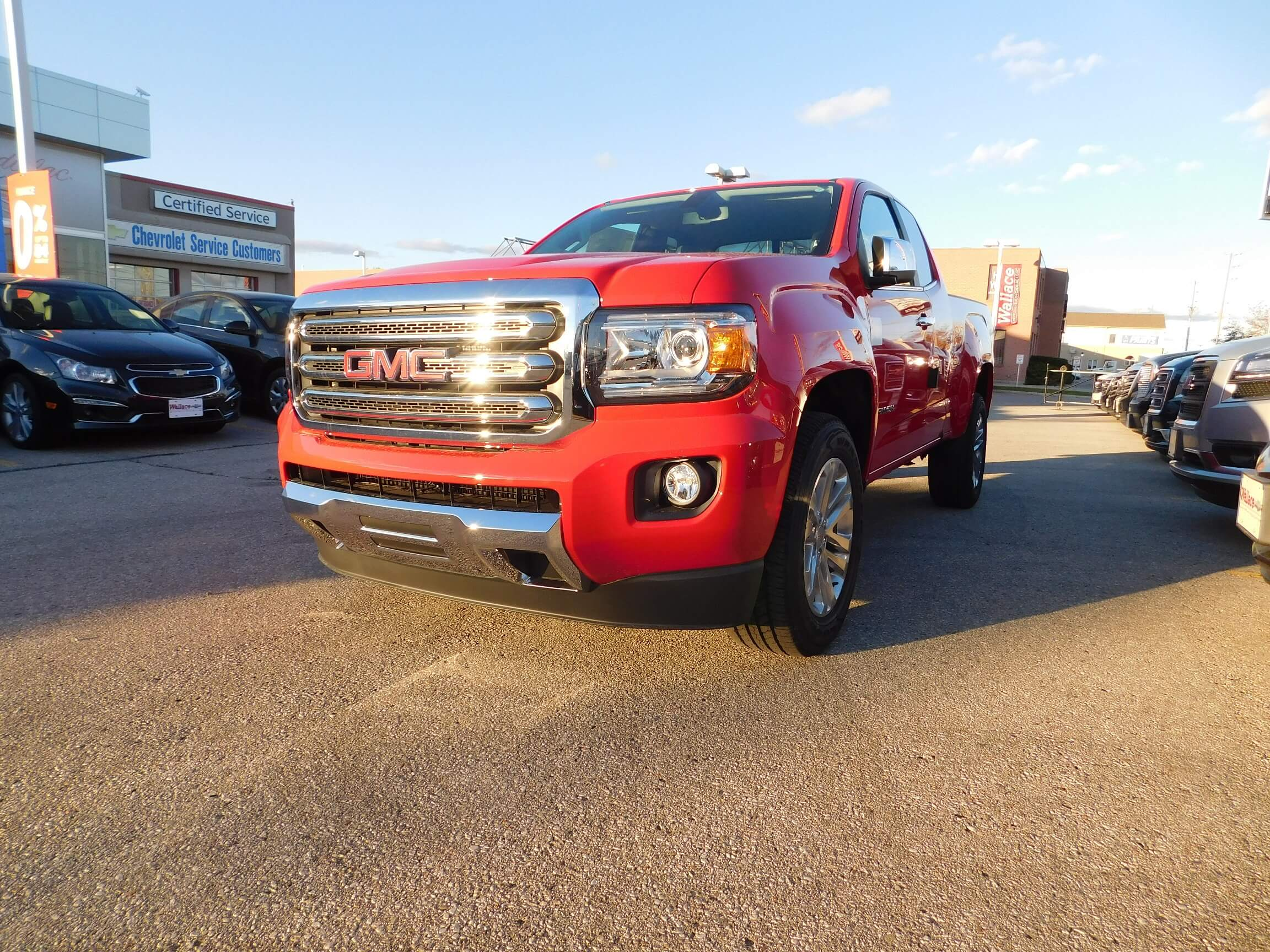 Gm Canada Sales Skyrocket In October 2015