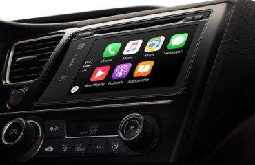 Apple CarPlay GM