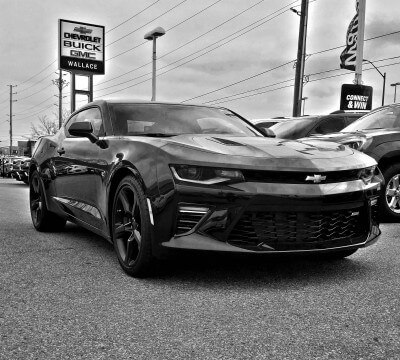 Chevrolet Camaro Ss Arrives At Wallacechev 2016 Front