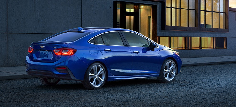 The New Chev Cruze Is NEARLY HERE! - Wallace Chevrolet
