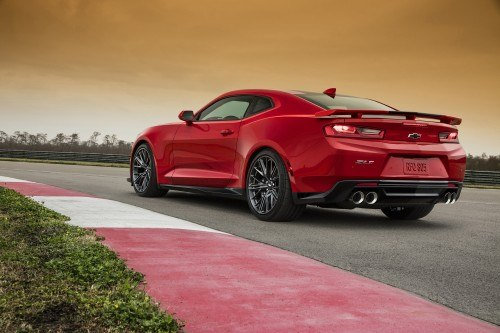 As Ever The Zl1 Is A Whole Lot More Than Just Engine With Towering Figures Chevrolet Spent Considerable Time Fine Tuning Adding And Tweaking