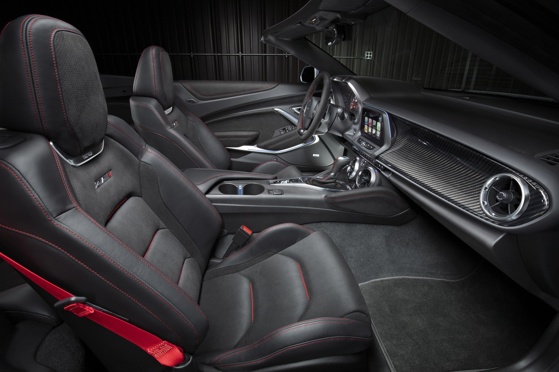 Camaro ZL1 Convertible