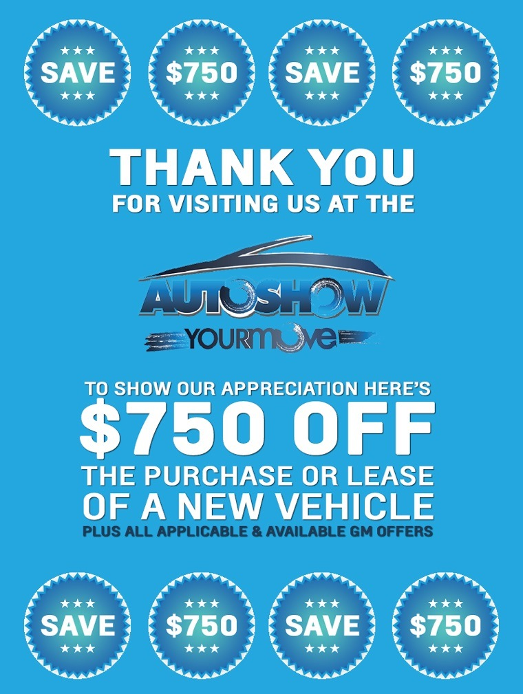 AutoShow Bonus
