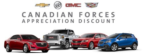 GM Military Bonus