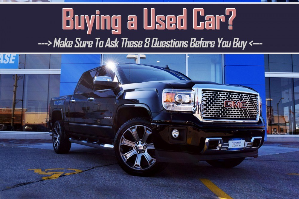 What You Need When Buying A Used Car In Ontario