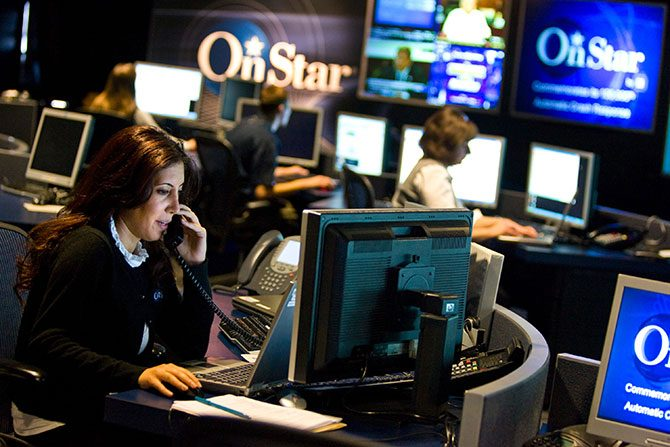 how to use onstar