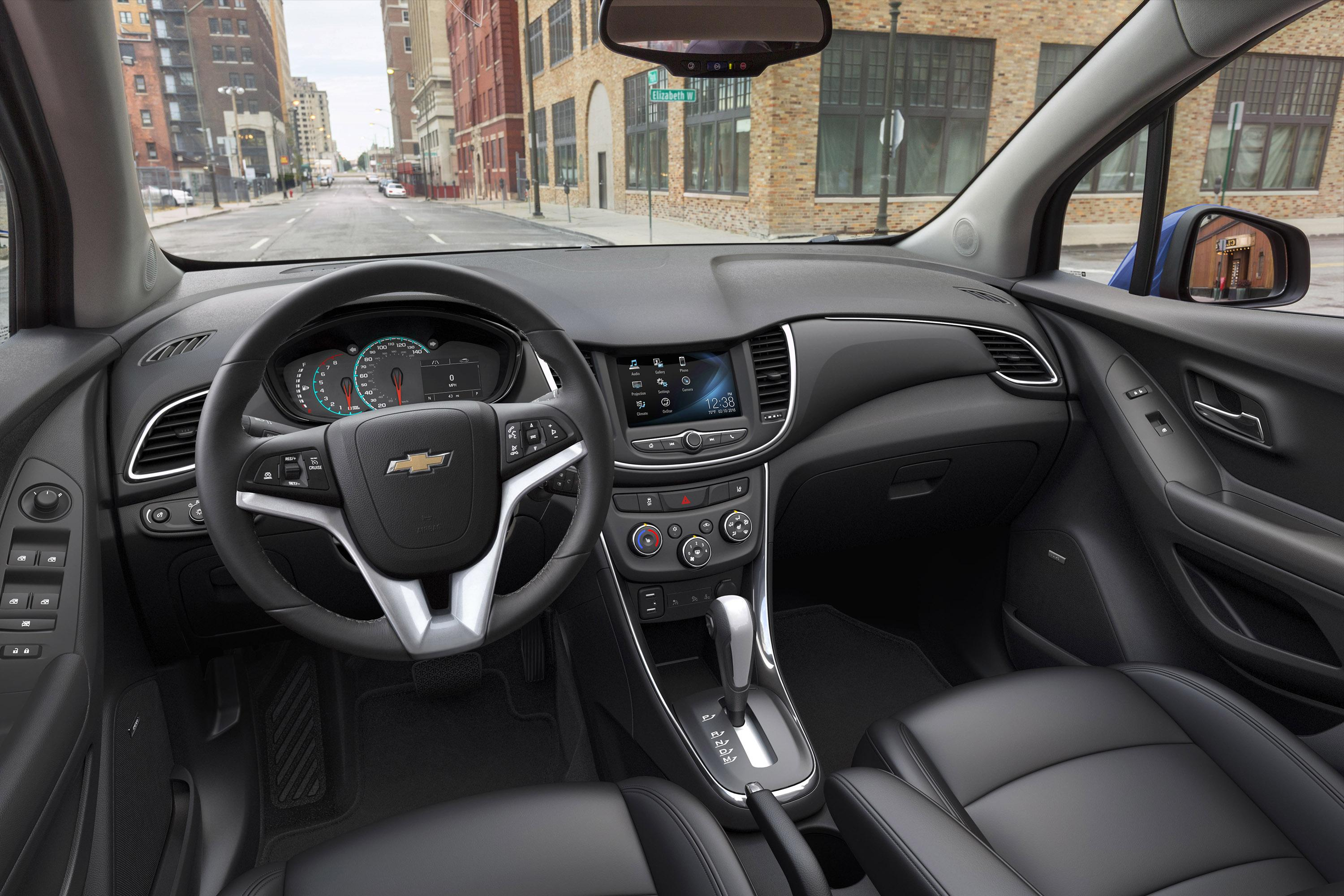 2017 chevrolet trax all you wanted to know wallace chevrolet 2017 chevrolet trax sciox Image collections