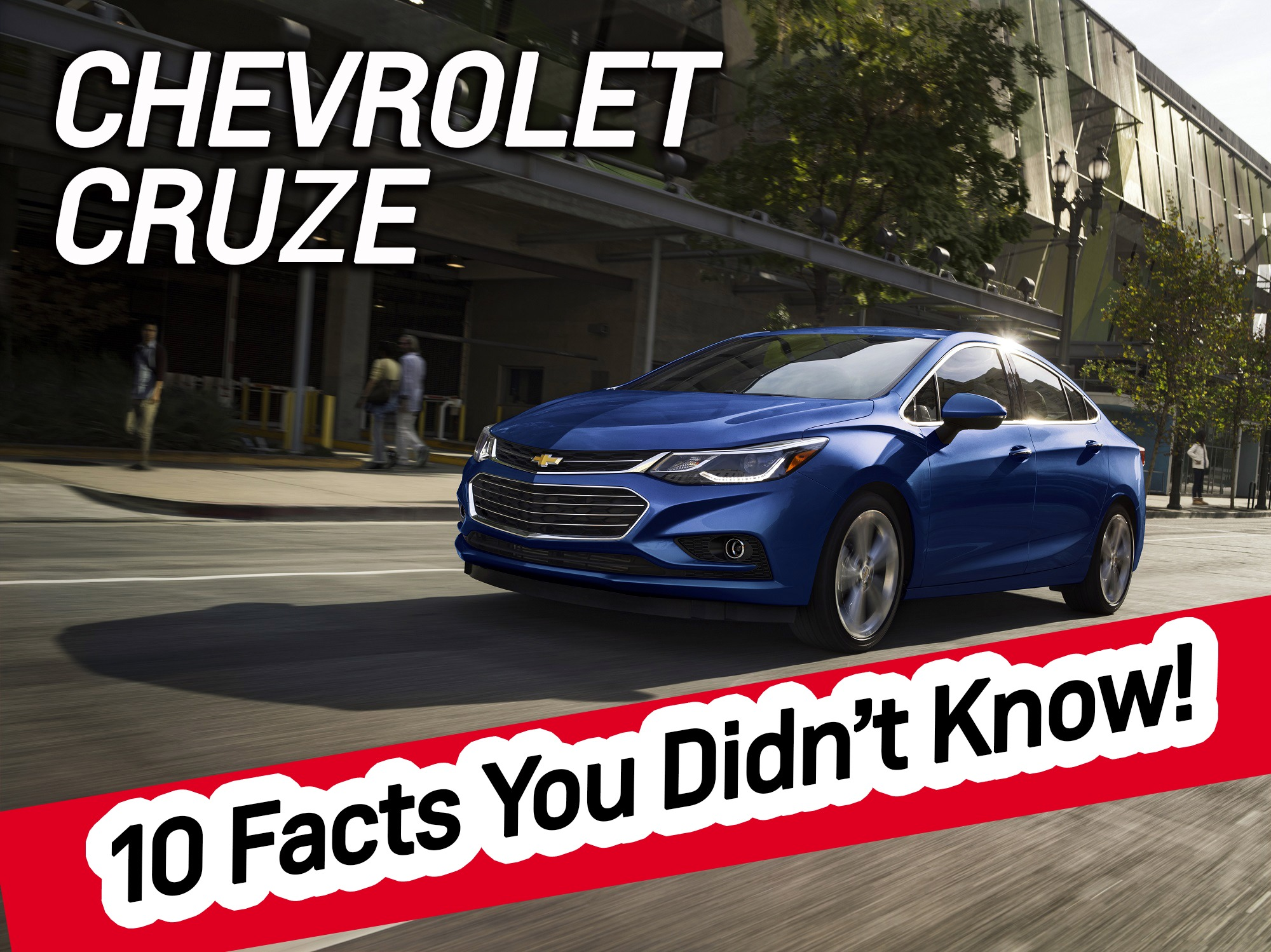 2017 Chevrolet Cruze - 10 Facts You Didn't Know! - Wallace