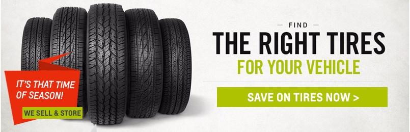 Tire Specials Milton
