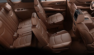 2017 Escalade Seats