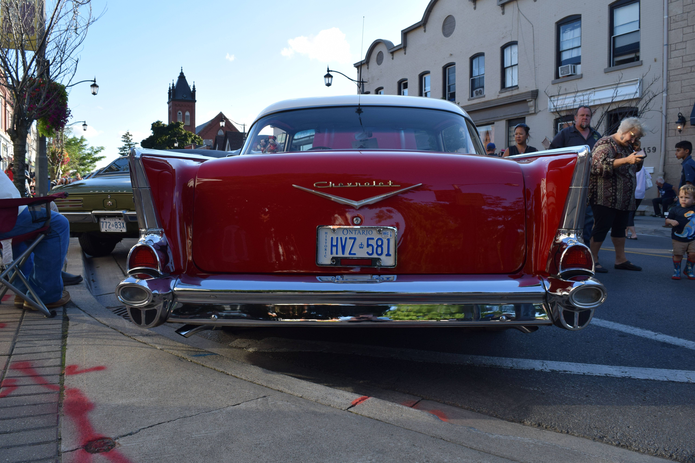 downtown milton car show 2017