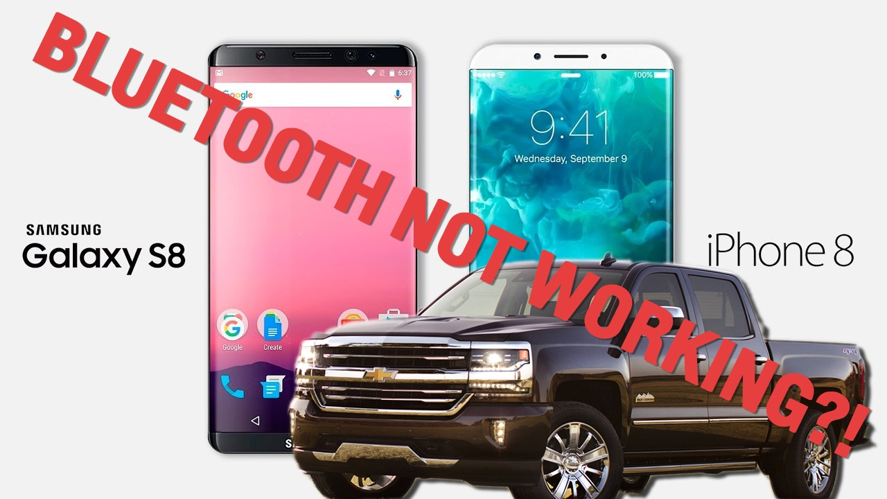 Bluetooth Not Working with your Car? - FIXES FOR Apple