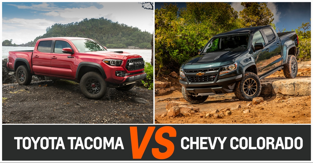 toyota tacoma vs chevy colorado which is best wallace chevrolet. Black Bedroom Furniture Sets. Home Design Ideas