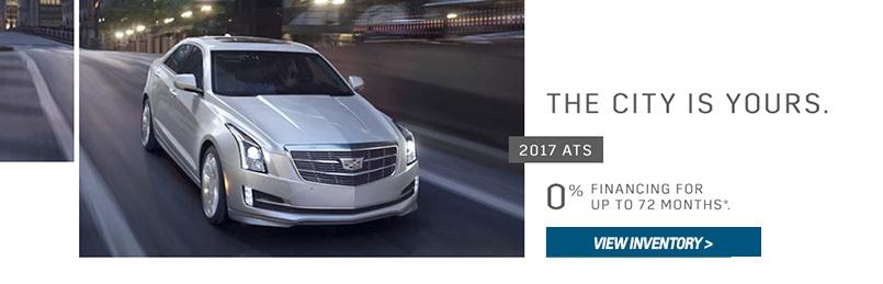 Cadillac Specials September