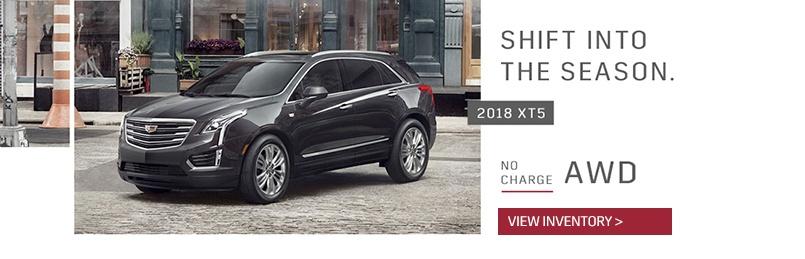 Cadillac Specials December 2017