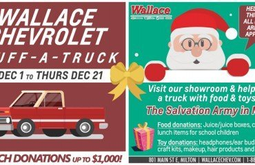Wallace Food Drive