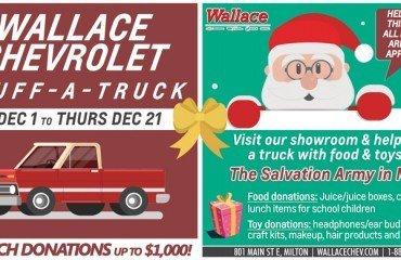 Wallace Food Drive