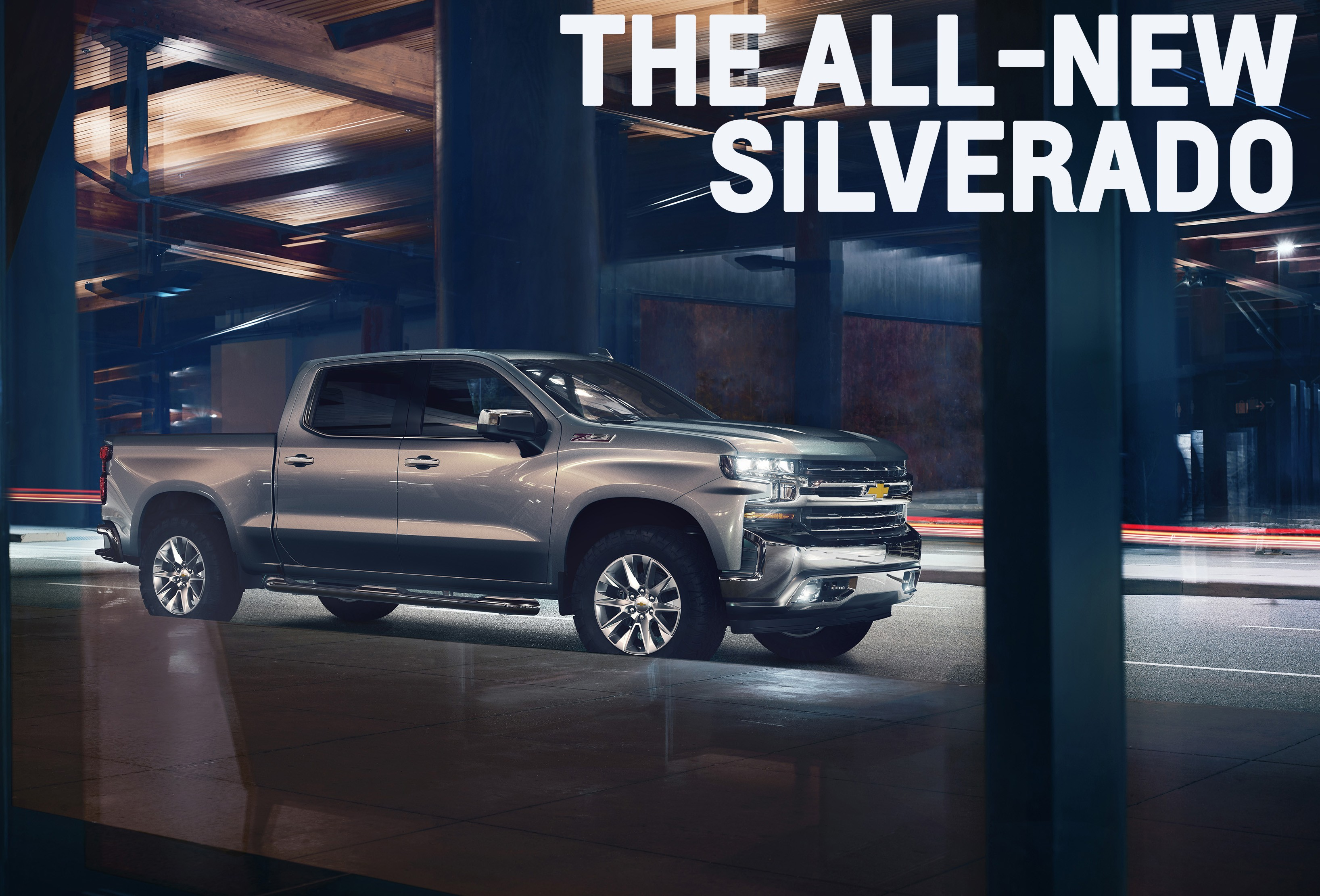 Lifted Chevy Silverado >> 2019 Chevy Silverado Trim Levels - All The Details You Need!