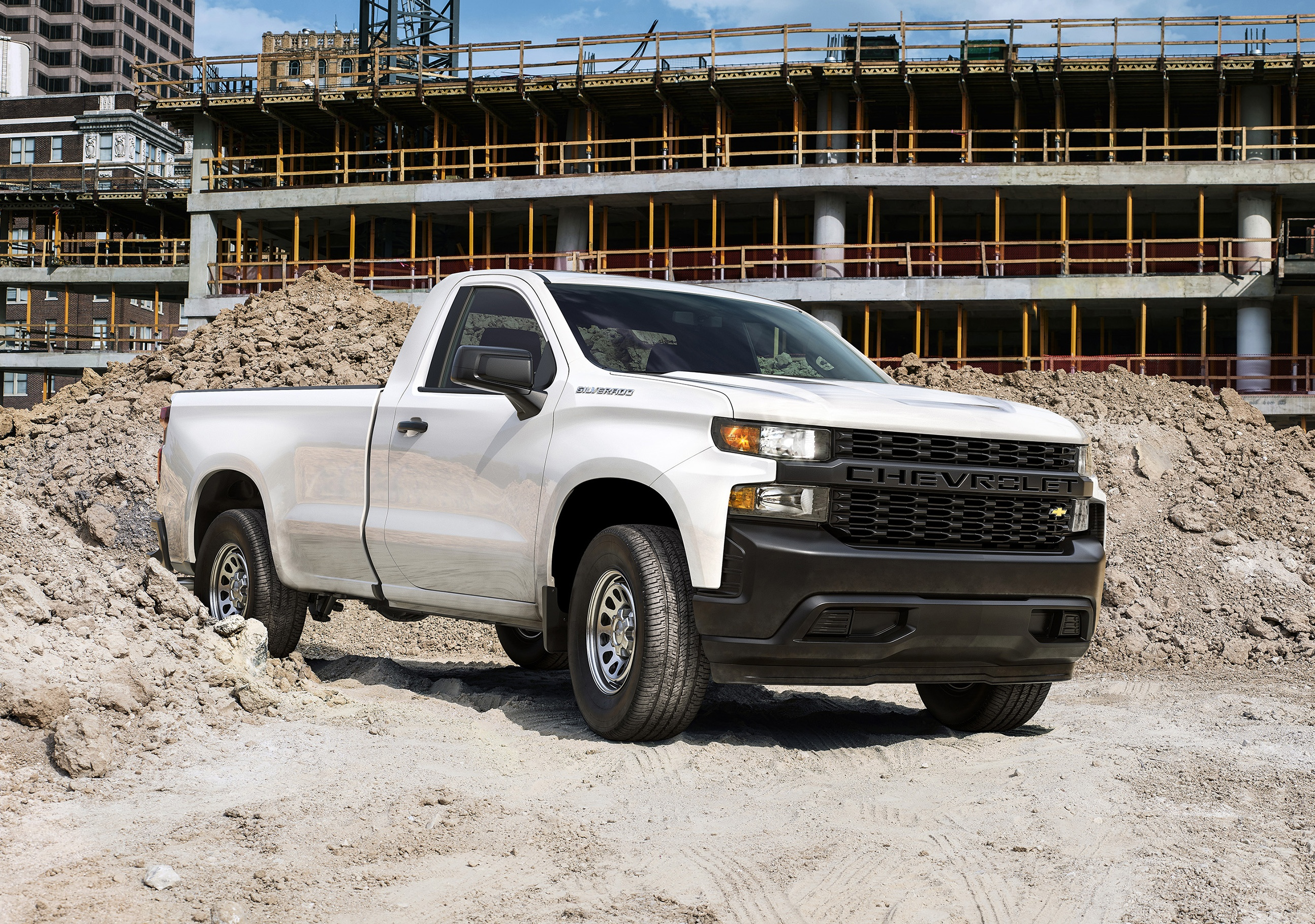 chevy silverado trim levels