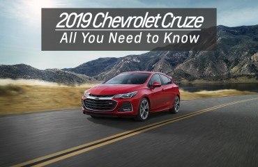 2019 Chevy Cruze