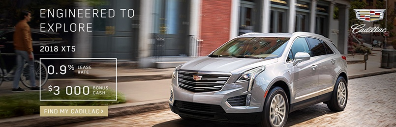Cadillac Specials July 2018