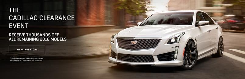 Cadillac Specials November
