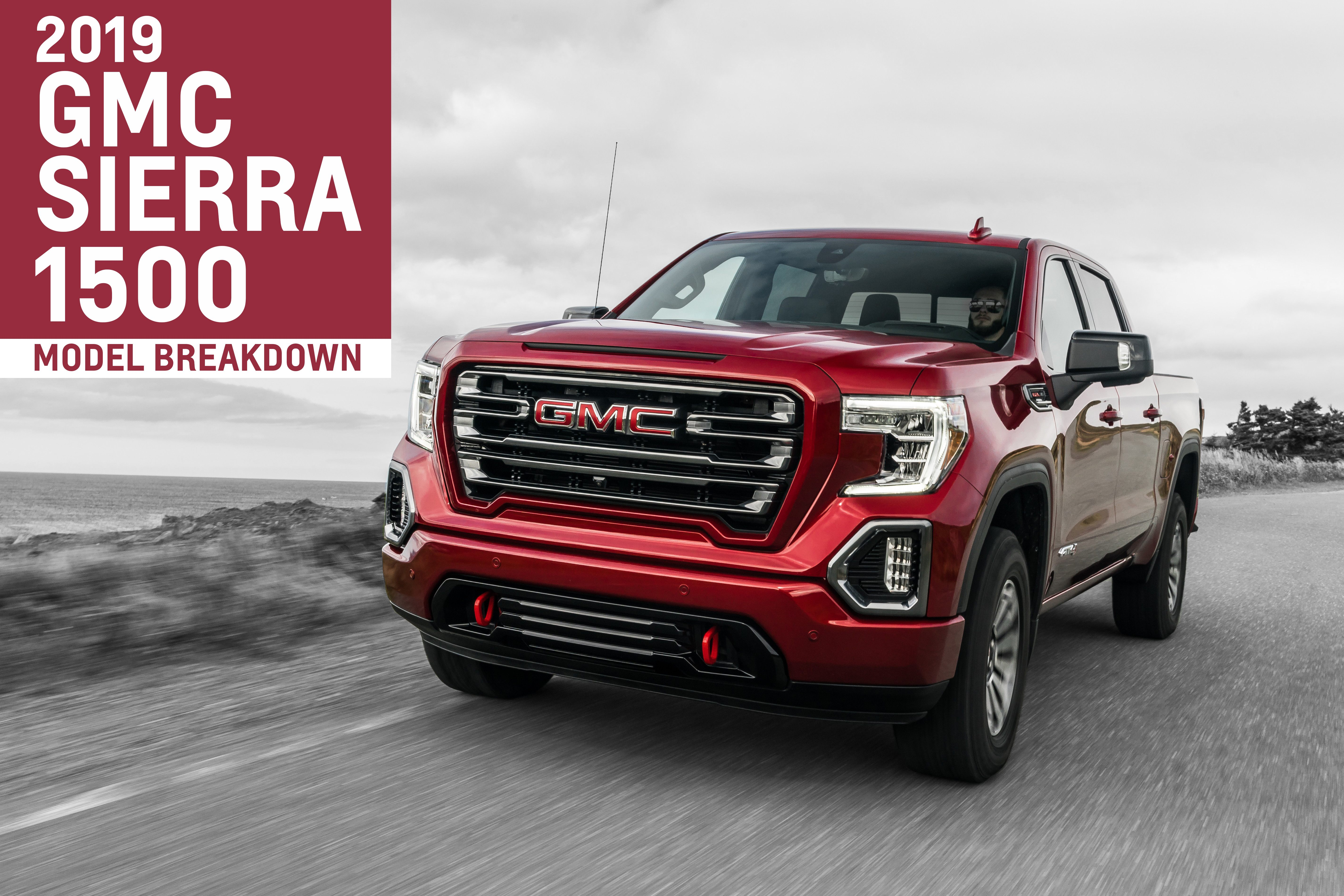 2019 GMC Sierra 1500 - Ultimate Buying Guide - Wallace Chevrolet
