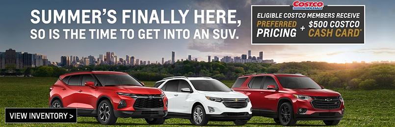 Chevrolet Specials July 2019